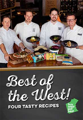 Best of the West Four Tasty Recipes